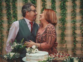 O casamento de Rita e Alexandre