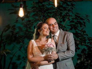 O casamento de Lisiane e Rafael
