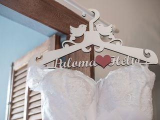 O casamento de Paloma e Helinho 2