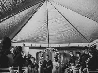 O casamento de Alberto e Robson