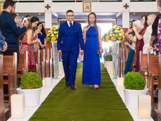 O casamento de Ana e Renam 1