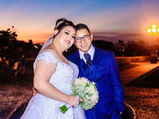 O casamento de Ana e Renam