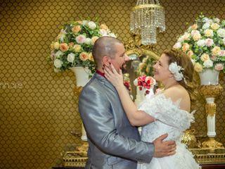 O casamento de Aline Roberta  e Washington
