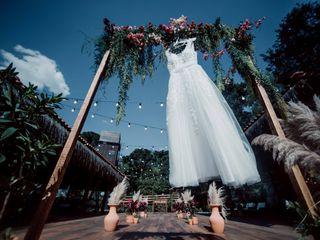 O casamento de Paula e Greg 1