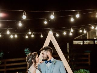 O casamento de Paula e Greg