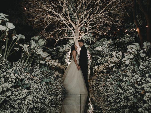 O casamento de Rebeca e Thassyano