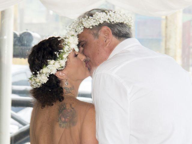O casamento de Daniela e Lineu