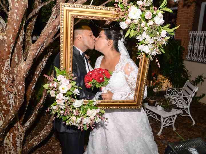O casamento de Ingrid e Misael