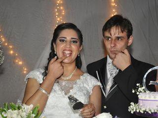 O casamento de Joyce e Everton