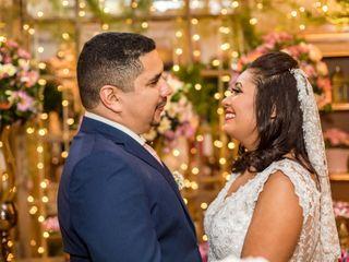 O casamento de Joseana e Gustavo