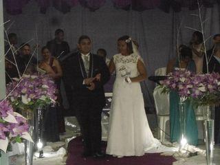 O casamento de Laíza e Junior