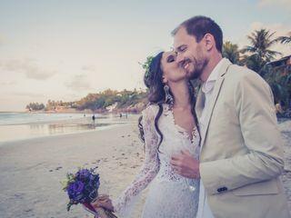 O casamento de Glá e Raúl 3
