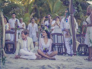 O casamento de Glá e Raúl