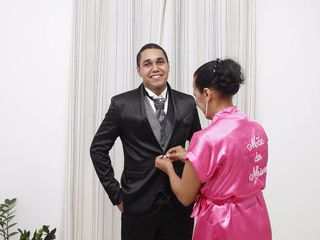 O casamento de Victor  e Lybia  1