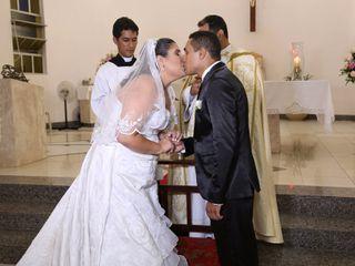 O casamento de Victor  e Lybia