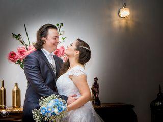 O casamento de Sarah e William