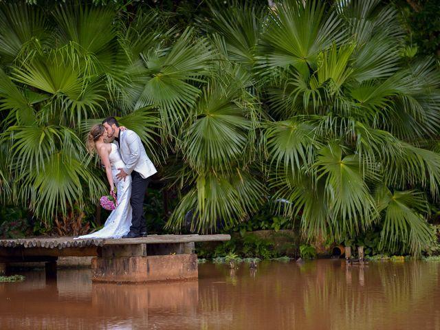 O casamento de Jessica e Thomâs