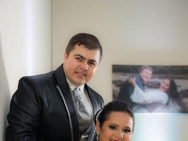 O casamento de Maraiza e Cássio