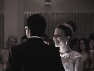 O casamento de Diandra  e Thiago