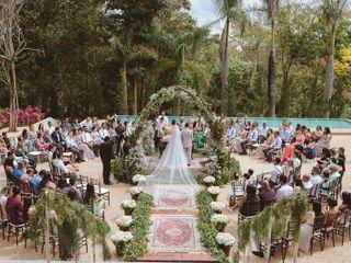 O casamento de Thais e Pedro