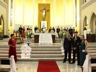 O casamento de Franscini e Daigo 3