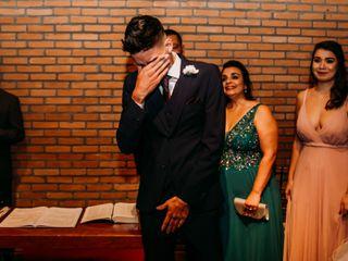 O casamento de Nadine e Gabriel 1