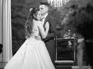 O casamento de Geiza  e Lucas
