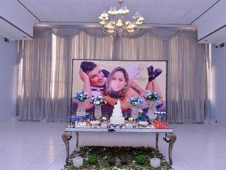 O casamento de Aline e Cristiano 1