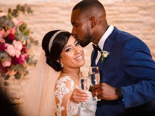 O casamento de Thaís  e Pedro