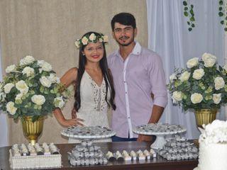 O casamento de Flávia e Tarcisio