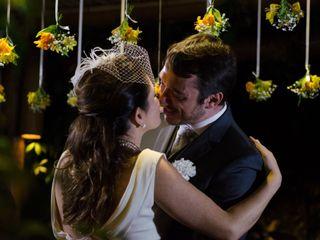 O casamento de Patrícia e Oliver
