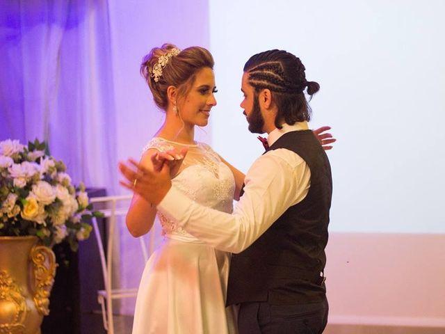 O casamento de Alison e Anna em Sabáudia, Paraná 5