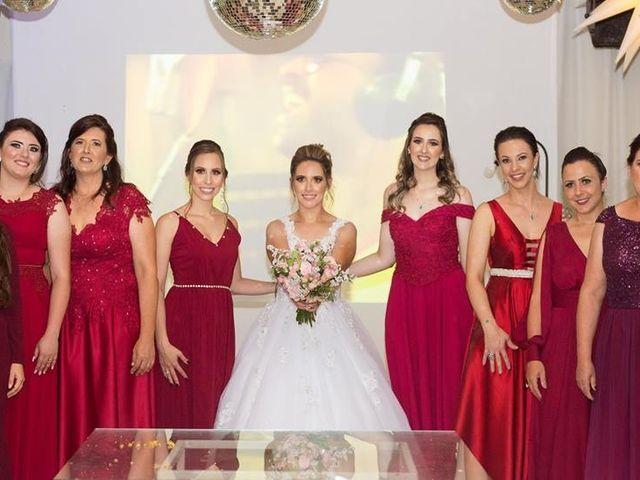O casamento de Alison e Anna em Sabáudia, Paraná 11