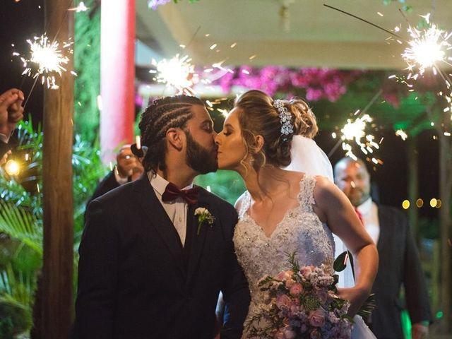 O casamento de Alison e Anna em Sabáudia, Paraná 16