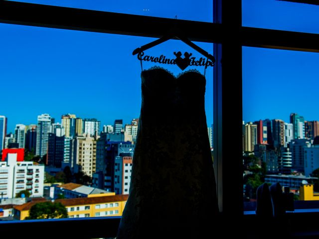 O casamento de Felipe e Carol em Curitiba, Paraná 2
