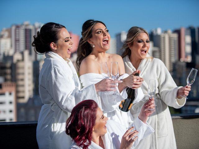O casamento de Felipe e Carol em Curitiba, Paraná 7