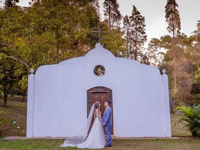 O casamento de Anna e Tiago