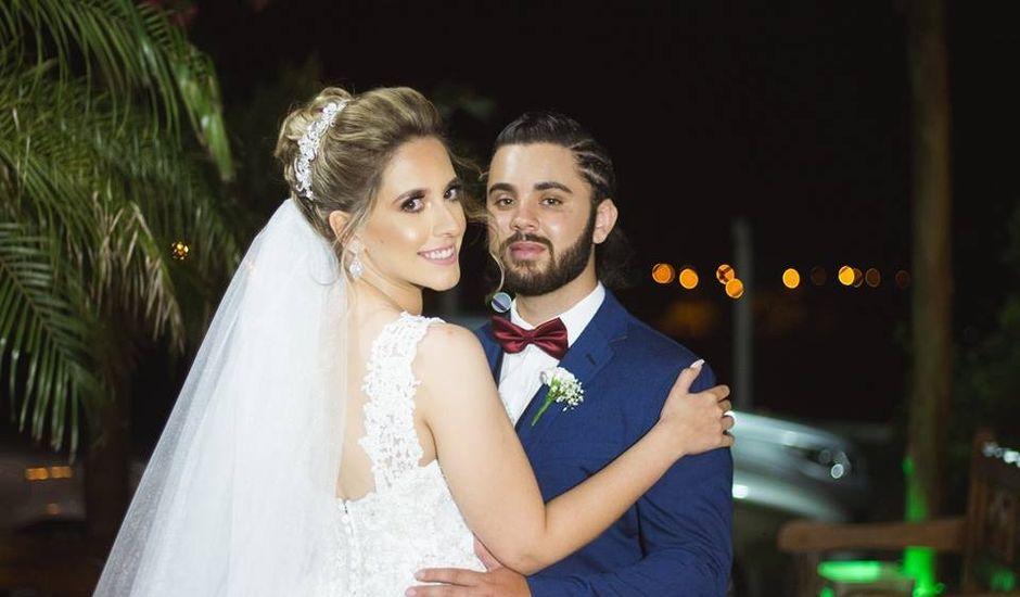 O casamento de Alison e Anna em Sabáudia, Paraná