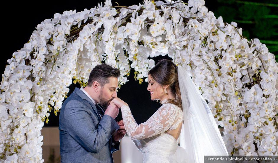 O casamento de Felipe e Carol em Curitiba, Paraná