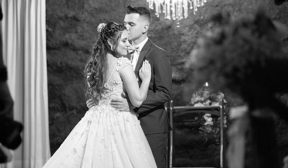 O casamento de Lucas  e Geiza  em São Paulo, São Paulo