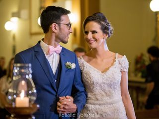 O casamento de Graziela e Nathaniel 1