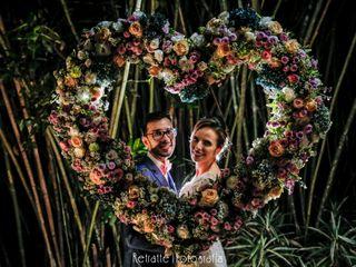 O casamento de Graziela e Nathaniel