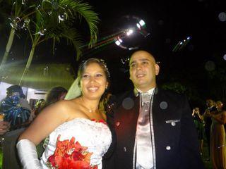 O casamento de Priscila  e Roald