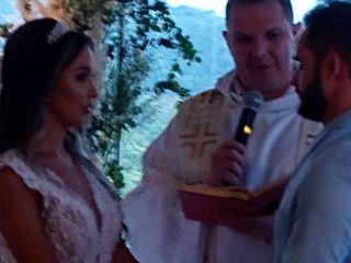 O casamento de Amanda e Jean 2