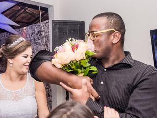 O casamento de Edson e Thabita 2