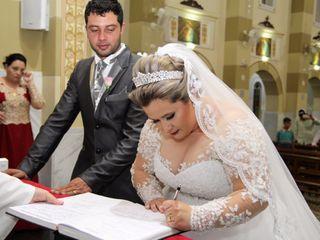O casamento de Gislene e Roger 2