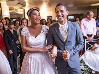O casamento de Chris  e Rafael