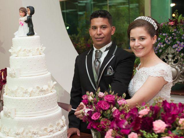 O casamento de Leiziele e Jonatas