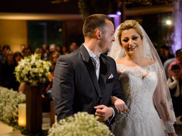 O casamento de Aline e Caio