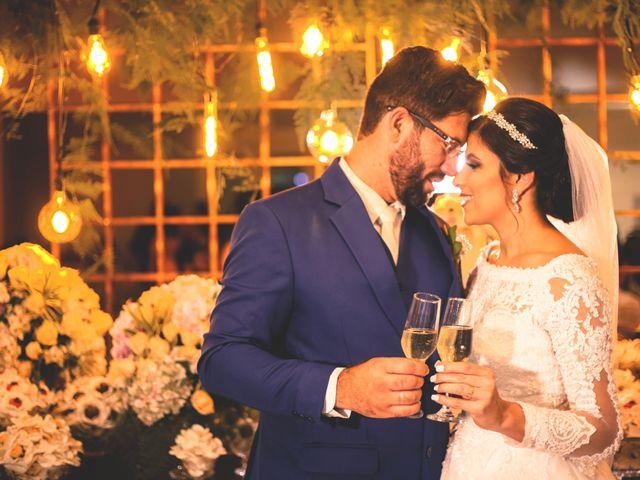 O casamento de Carla e Raphael